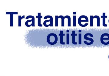 Tratamiento de otitis externa canina
